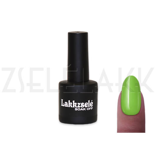 Gél lakk 6ml #122 neon zöld